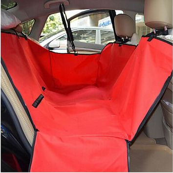 Dog car seat cover car seat for dog Pet Mat Hammock Cushion Protector Drop  Travel Portable Foldable Pet Carriers Free Shipping