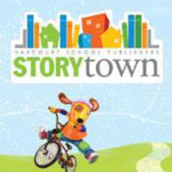 Storytown ELL Books Collection Grade K