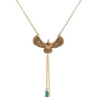 Tessa Eagle Necklace Set