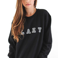 Lazy Oversized Sweater