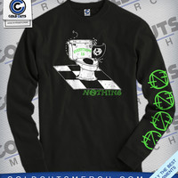 "Nothing ""Toilet"" Longsleeve 