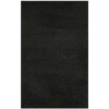 Mohawk Home Frise Shag Starch 5 ft. x 8 ft. Area Rug-166373 at The Home Depot