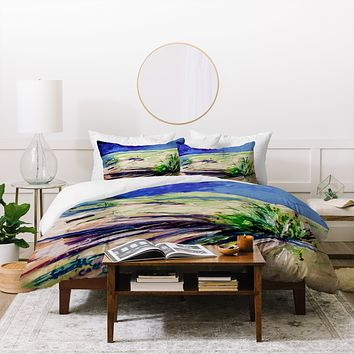 Ginette Fine Art Shadow Play Duvet Cover