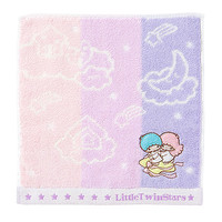 Buy Sanrio Little Twin Stars Striped Petite Towel with Applique at ARTBOX