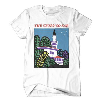 Castle White : TSSF : MerchNOW - Your Favorite Band Merch, Music and More