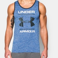 Men's UA Tech™ Graphic Tank | Under Armour US