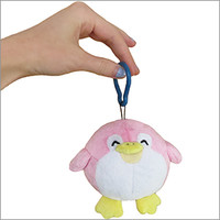 Micro Squishable Pink Penguin: An Adorable Fuzzy Plush to Snurfle and Squeeze!