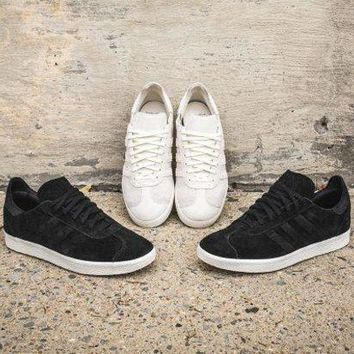 CREYUIB Adidas wings+horns Gazelle 85 Black BB3749