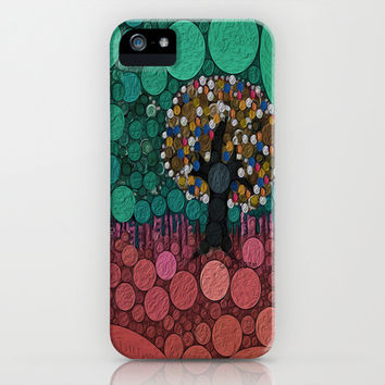 :: Wedding Tree :: iPhone & iPod Case by GaleStorm Artworks