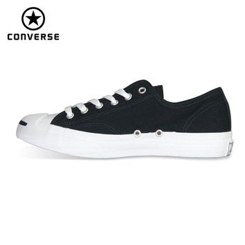 NEW JACK PURCELL Original Converse Canvas smiling face style sneakers men's and women's Skateboarding Shoes 1Q699