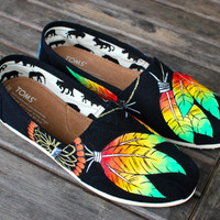 Rasta style Dream Catcher TOMS