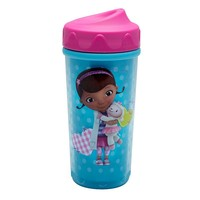 Disney Doc McStuffins Perfect Flow Sippy Cup by Zak Designs