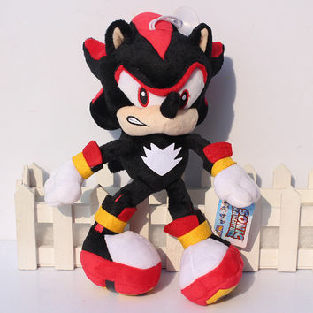 Sonic and Friends - Shadow the Hedgehog Plush Toy 29cm