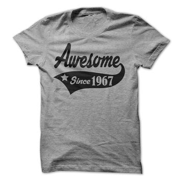 CUSTOMIZE WITH ANY YEAR... Awesome Since
