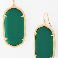 Women's Kendra Scott 'Danielle - Large' Oval Statement Earrings