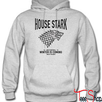 Game of Thrones House Stark hoodie
