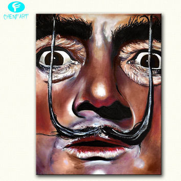Huge Print Salvador Dali Still life Oil Painting Home Decorative Wall Art Picture For Living Room painting no frame