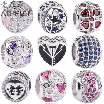 Pandora Bracelet Diy Charms Fairy Tale Jewelry
