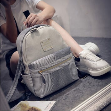 COOL WALKER New Fashion Women Backpacks Women's PU Leather Backpacks Girl School Bag High Quality Ladies Bags Designer Backpack