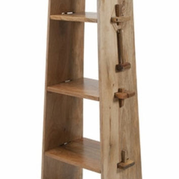 Multipurpose Bakkar Wood Shelf