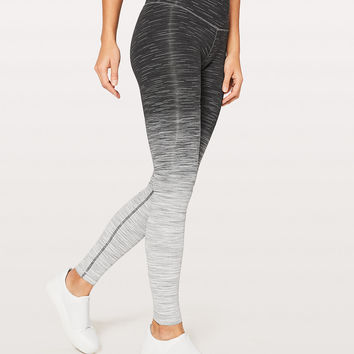 Wunder Under Hi-Rise Tight *Ombre Melange 31"