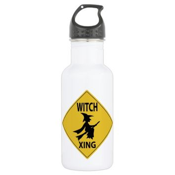 Witch Xing 18oz Water Bottle