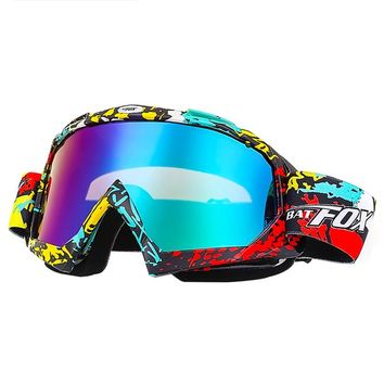 Anti-Fog Big Ski Mask Spectacles Skiing Glass Men Women Snow Snowboard Goggles Skiing Glasses Ski Goggles Single New