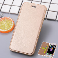 For iPhone 7 Luxury Wallet w Card Slot PU Leather Filp Stand Holder Case For iPhone 6 6s Plus 7 7Plus Phone Cover for iPhone 5