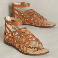 Sam Edelman Gardener Sandals in Honey Size: