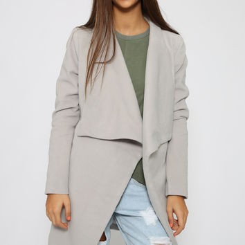 Bad Moon Jacket - Grey