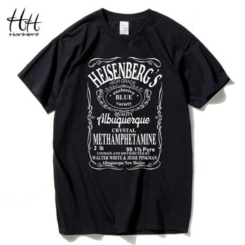 Breaking Bad Heisenberg Jack Daniels T-Shirts