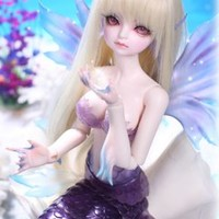 Witch - Sibyl, Limited Loong Soul Doll - BJD Dolls, Accessories - Alice's Collections