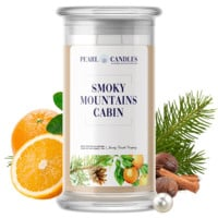 Smoky Mountains Cabin | Pearl Candle®