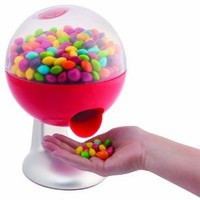 Treatball Small Red - Touch Activated Candy Dispenser