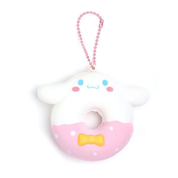 Cinnamoroll Squishy: Strawberry Donut