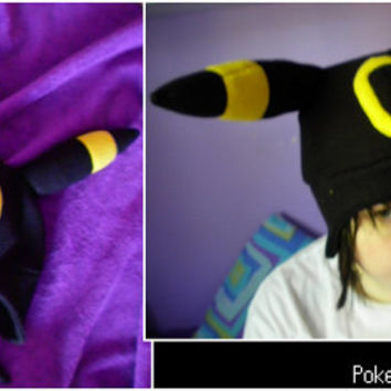 Pokemon Umbreon Hat by herarlovesyou on Etsy