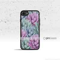 Succulents Case Cover for Apple iPhone & iPod Touch