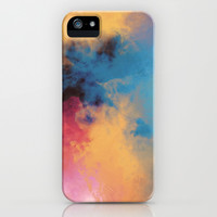 Golden Virus iPhone & iPod Case by Caleb Troy