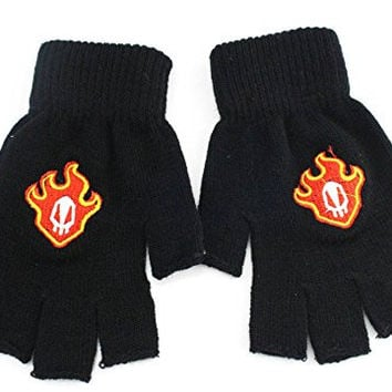 Aluckyday Lovely Cartoon Cosplay Bleach Gloves,birthday Gift 006