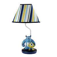 Disney Baby - Monsters, Inc. Lamp & Shade