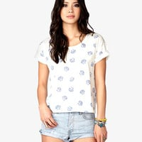 Relaxed Seashell Tee