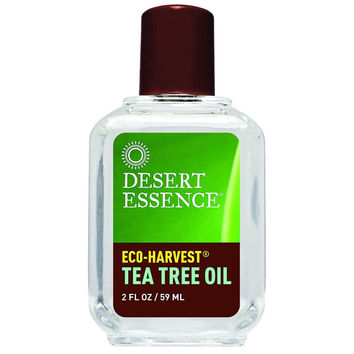 Desert Essence Tea Tree Oil - Eco Harvest - 2 Oz