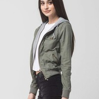 FULL TILT Knit Twill Womens Jacket | Jackets