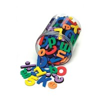WONDERFOAM MAGNETIC LETTERS 105PC