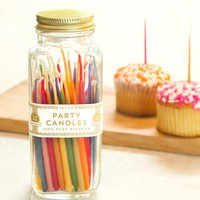 Party Candles for Gifting Multicolor