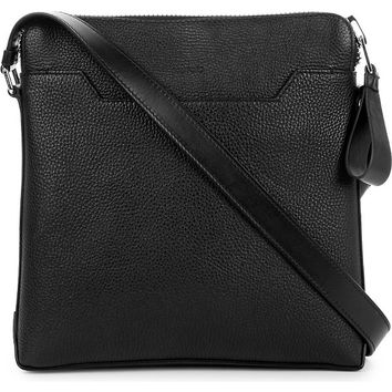 TOM FORD - Side leather messenger bag | Selfridges.com