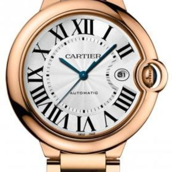 Cartier - Ballon Bleu 42mm - Pink Gold