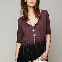 Free People Clothing Boutique > We The Free Mad Hatter 3/4 Tee