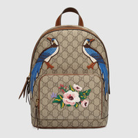 Gucci Exclusive GG Supreme backpack