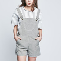 Workwear Shorts Overalls